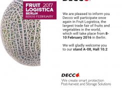 Berlino Fruit Logistic 2017