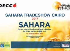 Sahara Tradeshow Cairo 2017