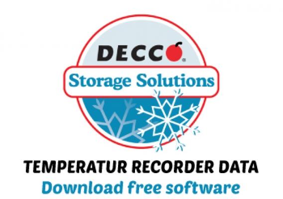 Temperature recorder data