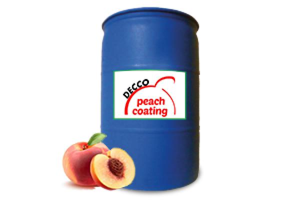Peach Coating