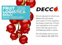 Berlin Fruit Logistic 2016