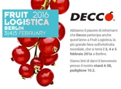 Berlino Fruit Logistic 2016